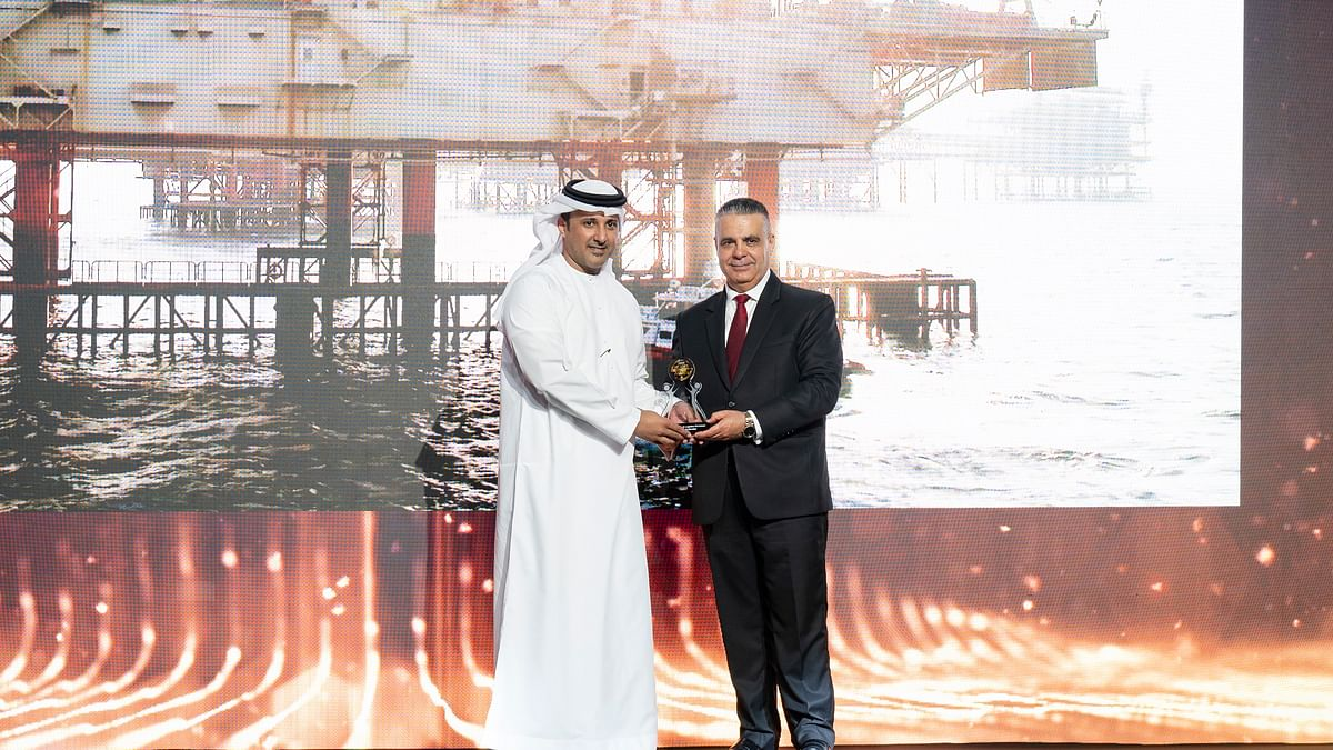 ADNOC Logistics Wins Best Integrated Shipping & Logistics Performer
