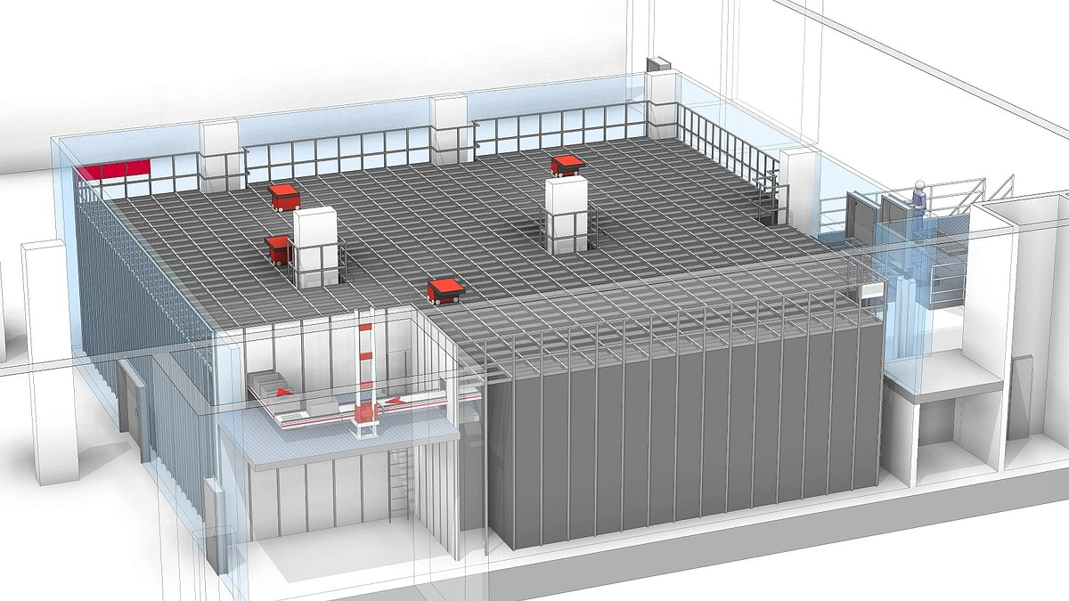 Siemens Mobility AG Opts for Swisslog Storage and Picking solution