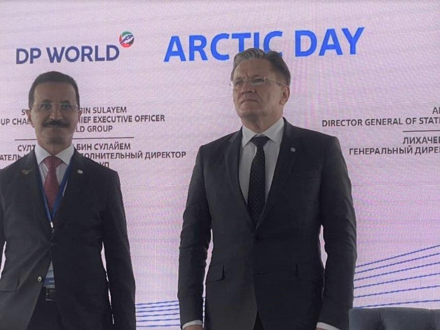 DP World and Rosatom Sign Agreement for Northern Transit Corridor
