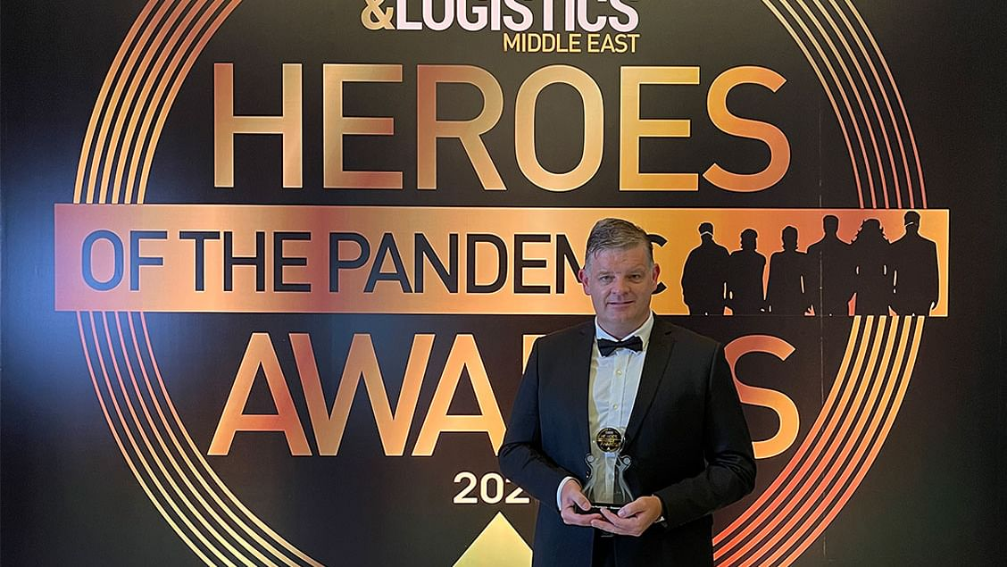 Serco Wins Hero of the Pandemic (Support Services) Award