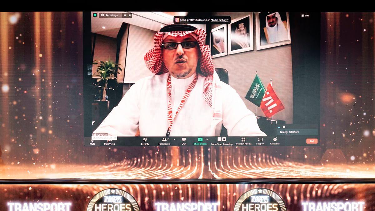 SAL Saudi Logistics Services Wins Hero of the Pandemic in Logistics