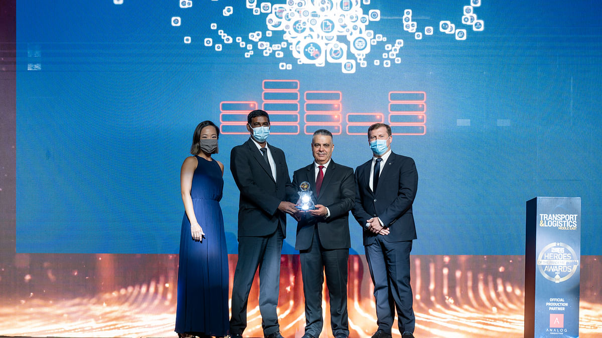 Fleetboard Wins Most Innovative Telematics Solution of the Year Award
