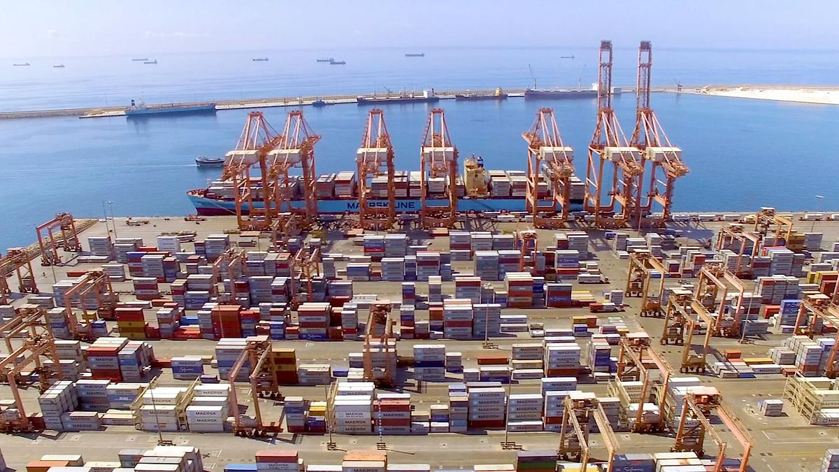 Omani Ports Achieve Positive Results During H1 2021
