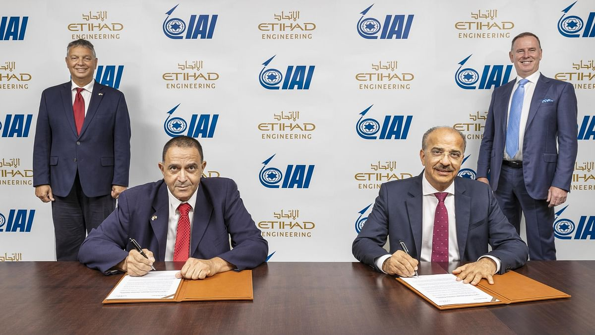 UAE-Israel Partnership to Provide Passenger to Freighter Conversions