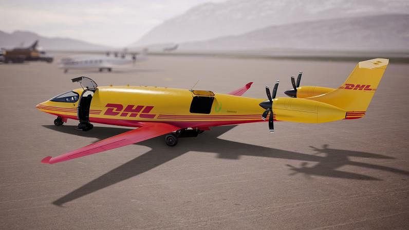 DHL Express to Buy World's First All-Electric Cargo Planes