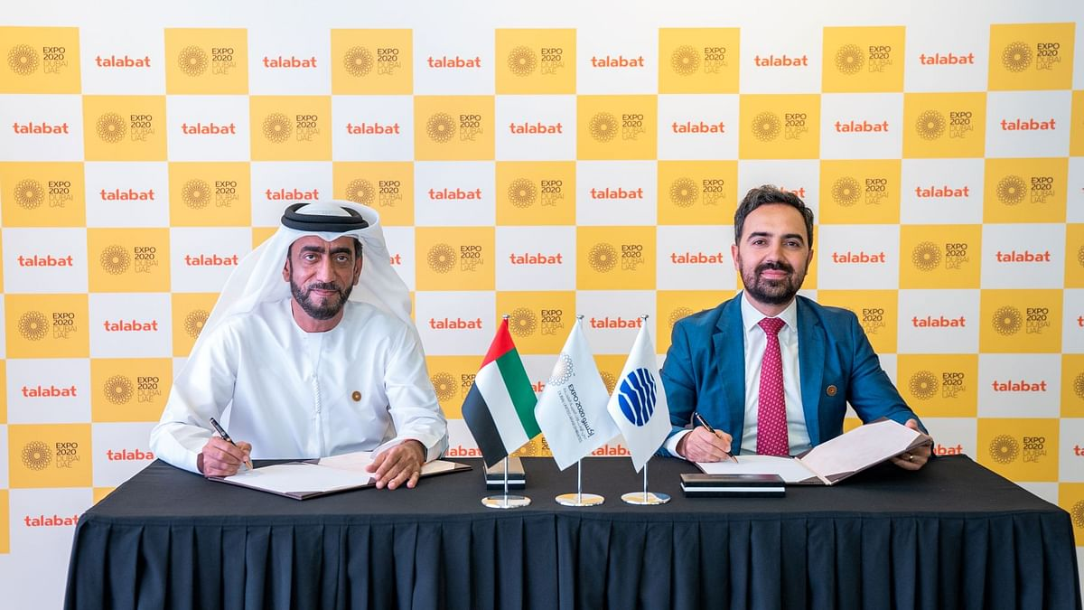 talabat Named Official Food Delivery Provider for Expo 2020 Dubai