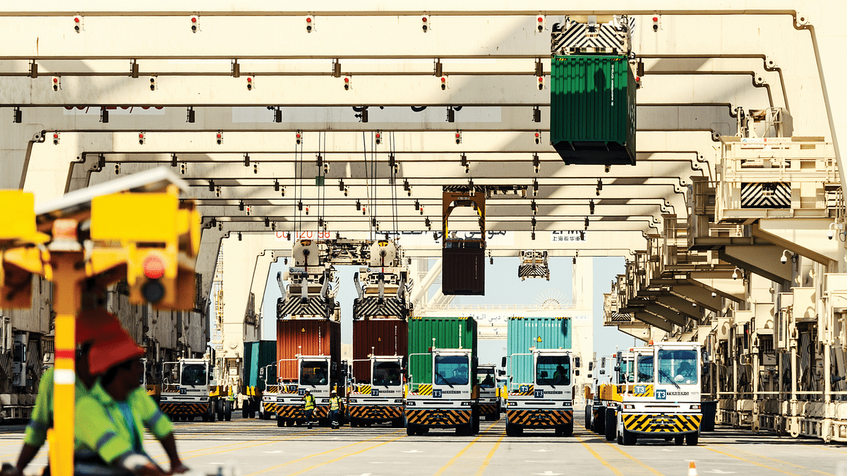 DP World's CARGOES TOS+ to Revolutionise Ports and Terminals
