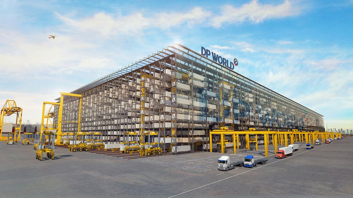 DP World Completes Successful Trial of BOXBAY High Bay Storage System