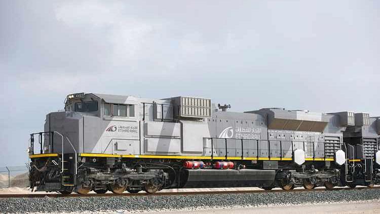 Etihad Rail to Transport Al Ghurair Steel Products Across the UAE