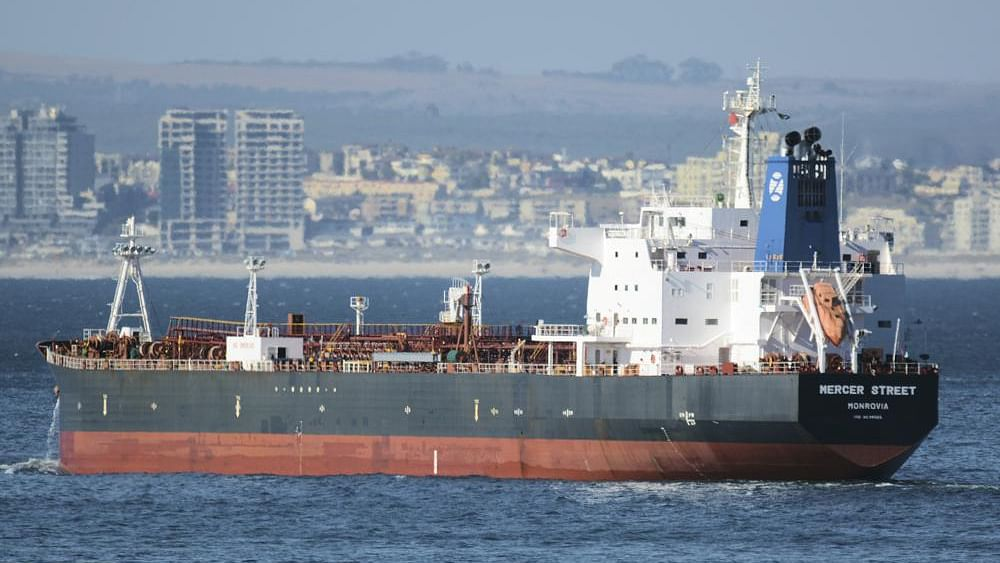 USA, UK Condemn Iran for Attack on Oil Tanker off the Coast of Oman