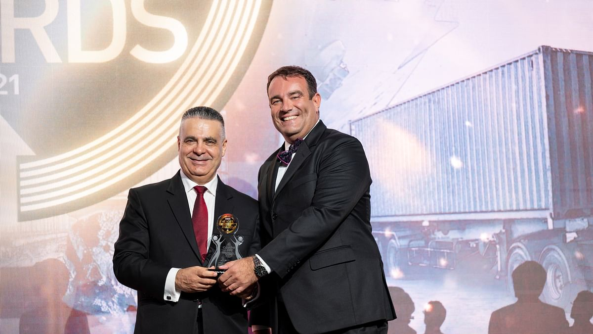 Danzas Wins Hero of the Pandemic - Supply Chain Solution Award