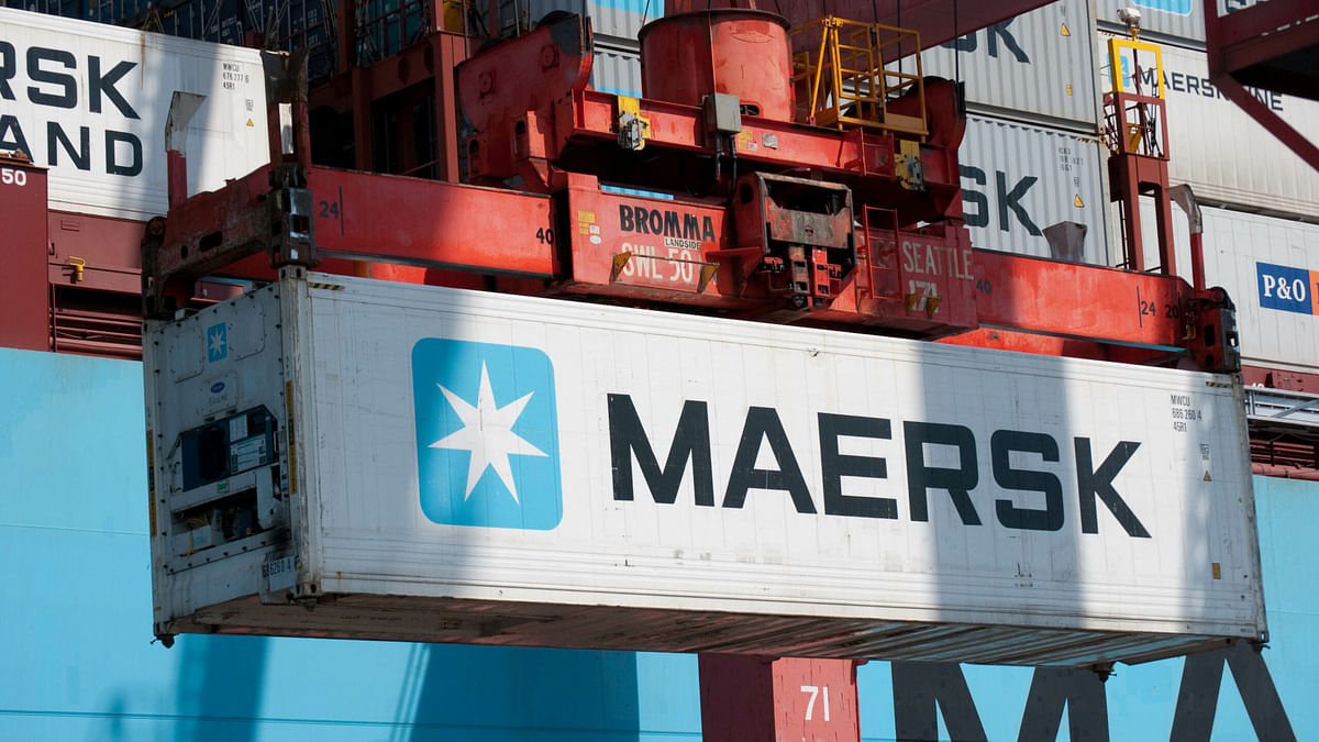 Maersk Posts Record Earnings, Growth in Logistics Business for Q2 2021