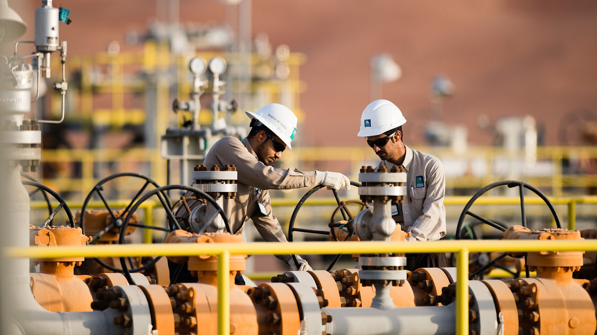 Aramco Signs LOI to Acquire 20% of  Reliance Industries O2C Business