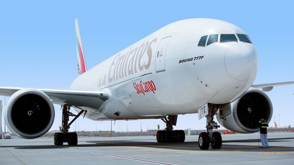 Middle East Air Cargo Volumes Up 15.4% in August v/s Pre-COVID Levels