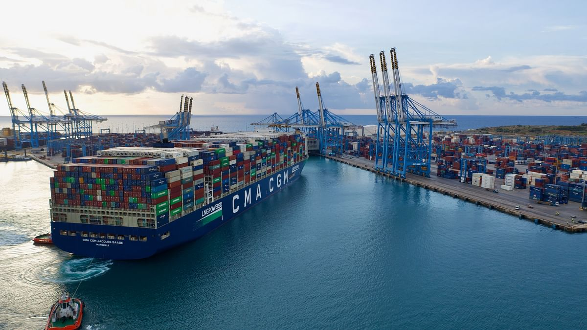 CMA CGM Decides to Stop All Spot Rate Increases for 2021