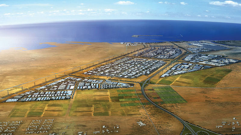 AD Ports Group Leases Out 2.2M Sqm of Industrial Land So Far in 2021