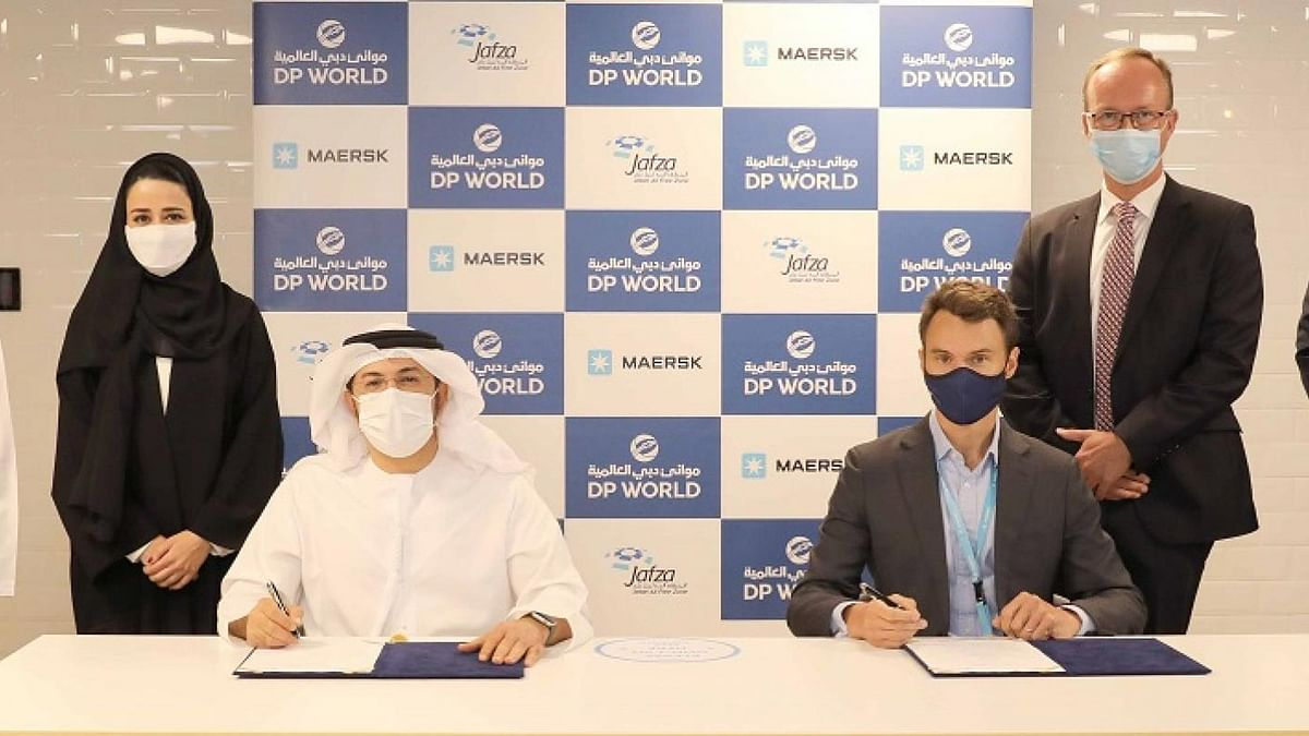 Maersk Sets Up First UAE Warehousing & Distribution Facility at Jafza