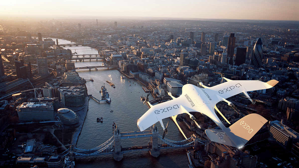 Uber Co-Founder's Expa Invests in Drone Delivery Pioneer Wingcopter