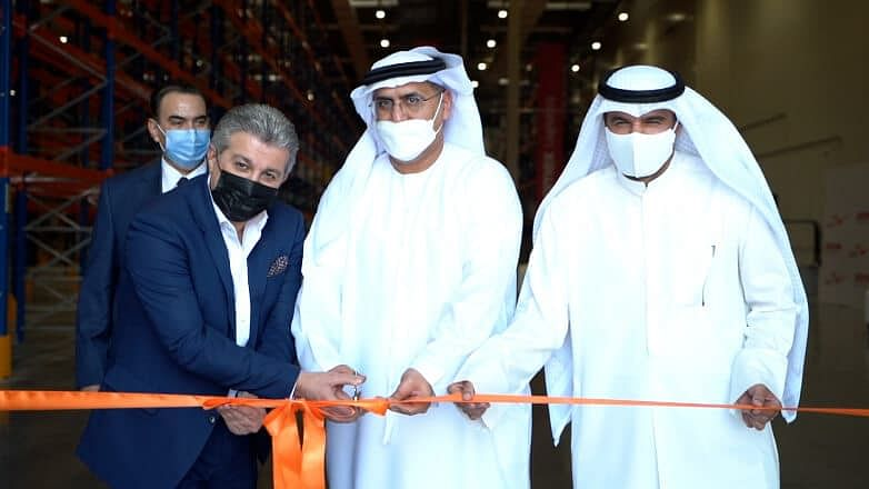 Aramex Kuwait Expands Facility at Agility Logistics Park in Sulaibiya
