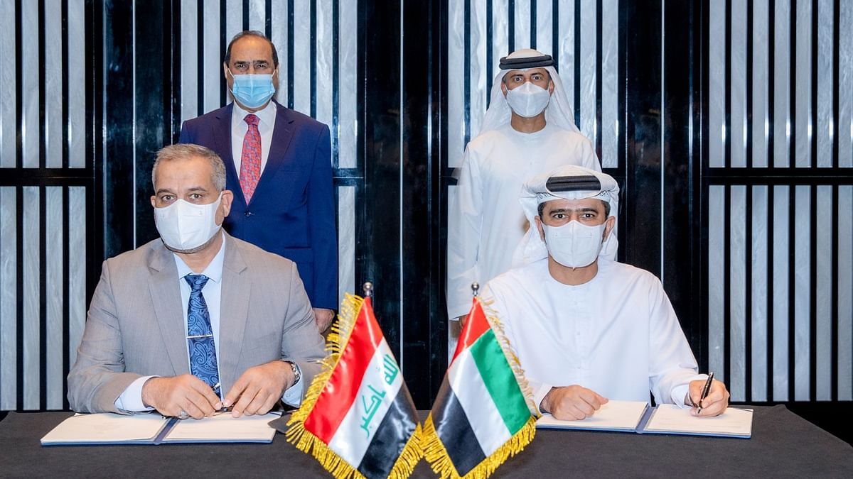 AD Ports Group and General Company for Ports of Iraq Sign MoU