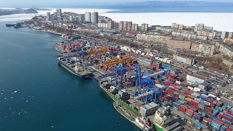 DP World & FESCO Study Development of New Vladivostok Container Berth
