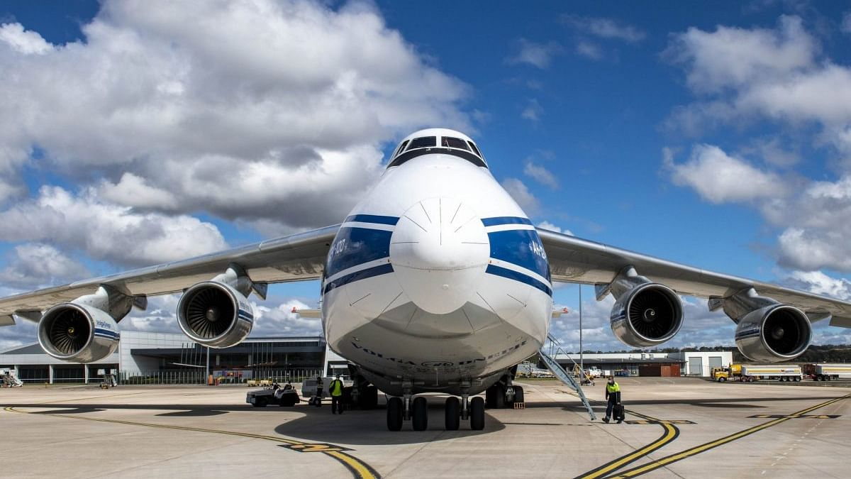 Volga-Dnepr Transports 20 Tonnes of Delicate Cargo for Expo 2020 Dubai