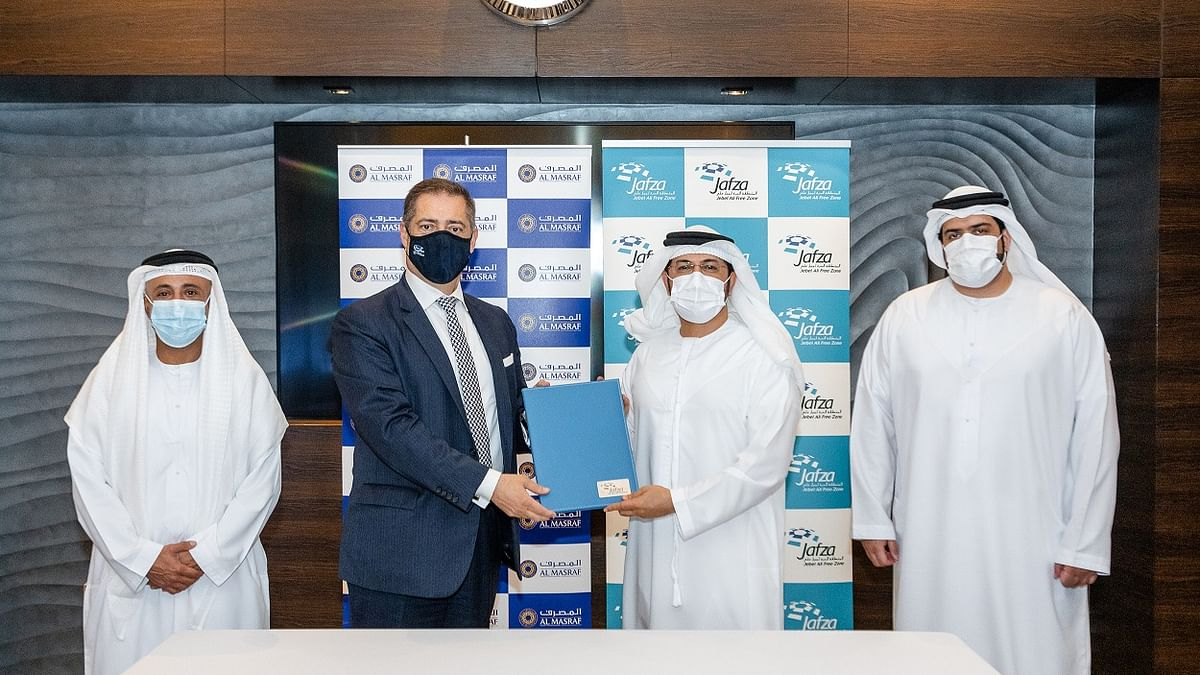 Jafza Partners with Arab Bank to Support Customers with Trade Finance