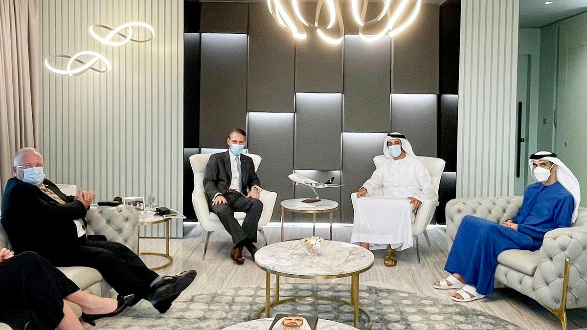 Ministry of Economy, UPS to Promote UAE as Logistics, Supply Chain Hub