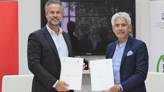 Aramex Inks Partnership with International Humanitarian City