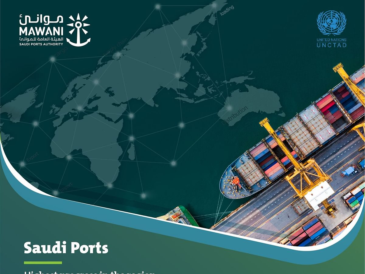 Saudi Arabian Ports Recognised for Best Conectivity in the Region