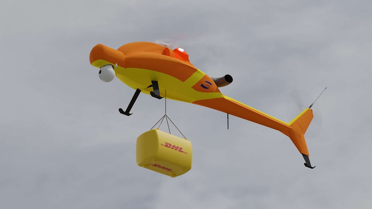 DHL Express and Pen Aviation Sign MoU for Cargo Drone Delivery