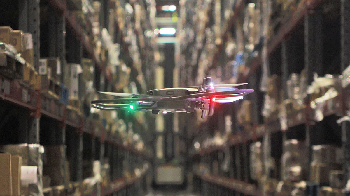 Watch: dnata Enhances Cargo Services with Innovative Drone Technology