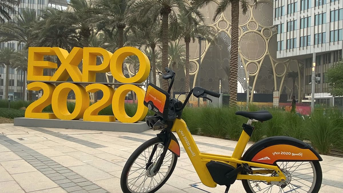 Bike Sharing Introduced as a Mobility Mode for Expo 2020
