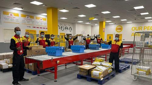 DHL Express Opens New Service Centre in Ras Al Khaimah