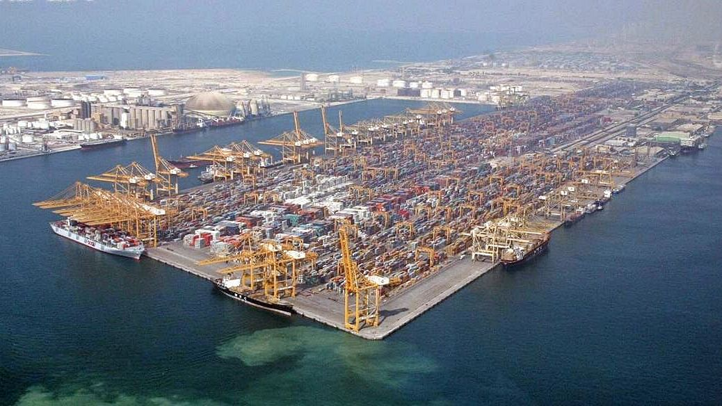 UAE Consolidates Position as Leading  Maritime Centre of the World