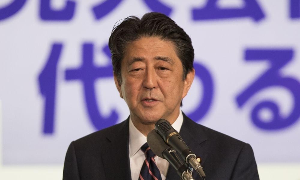 जापान के प्रधानमंत्री शिंजो आबे ने उत्तर कोरिया के नेता किम जोंग-उन के साथ मिलने की इच्छा जताई