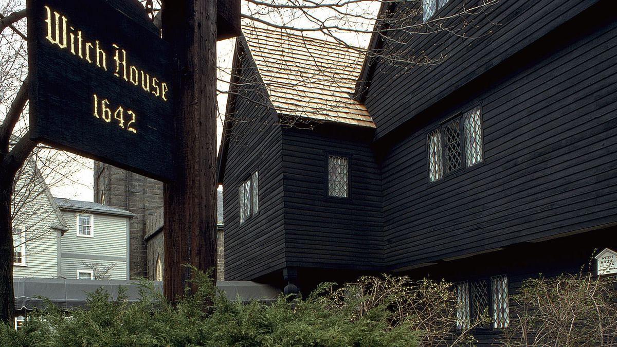 सलेम विच हाउस का भयभीत इतिहास।