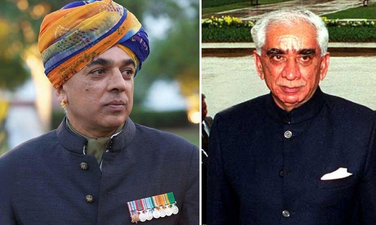 जसवंत सिंह के बेटे मानवेंद्र सिंह बुधवार को कांग्रेस में शामिल हो सकते हैं : सचिन पायलट