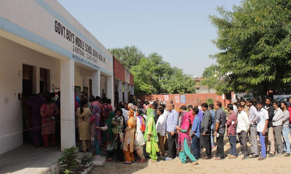 जम्मू एवं कश्मीर में शांतिपूर्ण रहा निकाय चुनाव