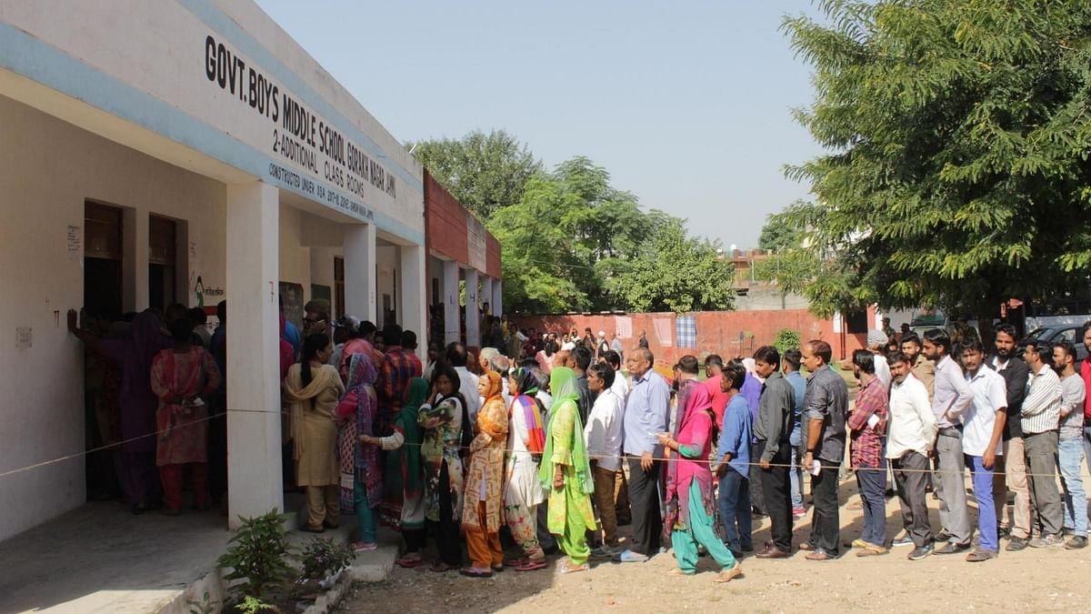 जम्मू एवं कश्मीर में शांतिपूर्ण रहा नगरपालिका चुनाव