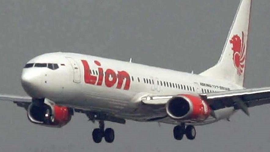 लॉयन एयर यात्री विमान