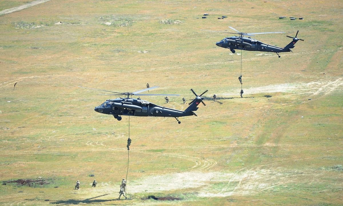 नॉर्वे में नाटो के सैन्याभ्यास के खिलाफ विरोध प्रदर्शन