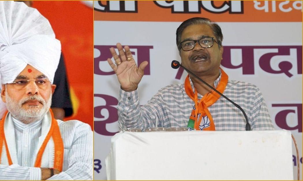 अवधूत वाघ ने बताया प्रधानमंत्री मोदी को भगवान विष्णु का अवतार