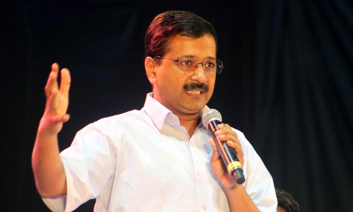पंजाब में पराली-दहन है दिल्ली में प्रदूषण का कारण : केजरीवाल