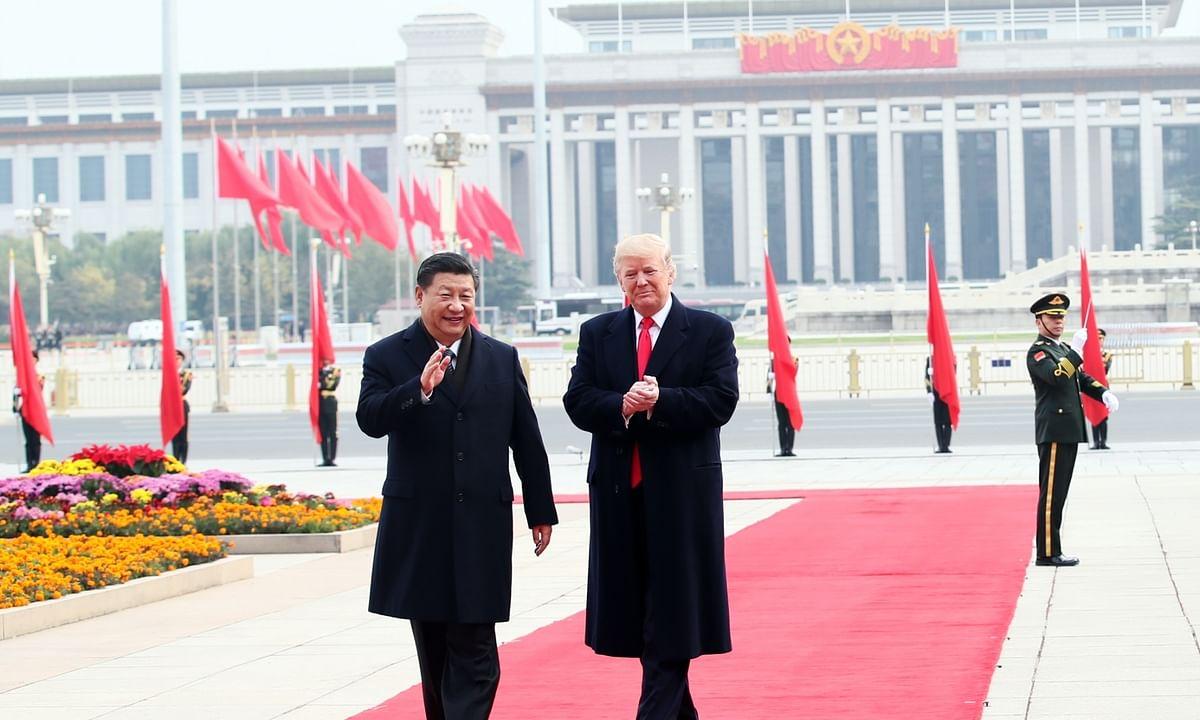 अमेरिकी विदेश मंत्री माइक पोंपियो का चीन के साथ शीत युद्ध से इनकार