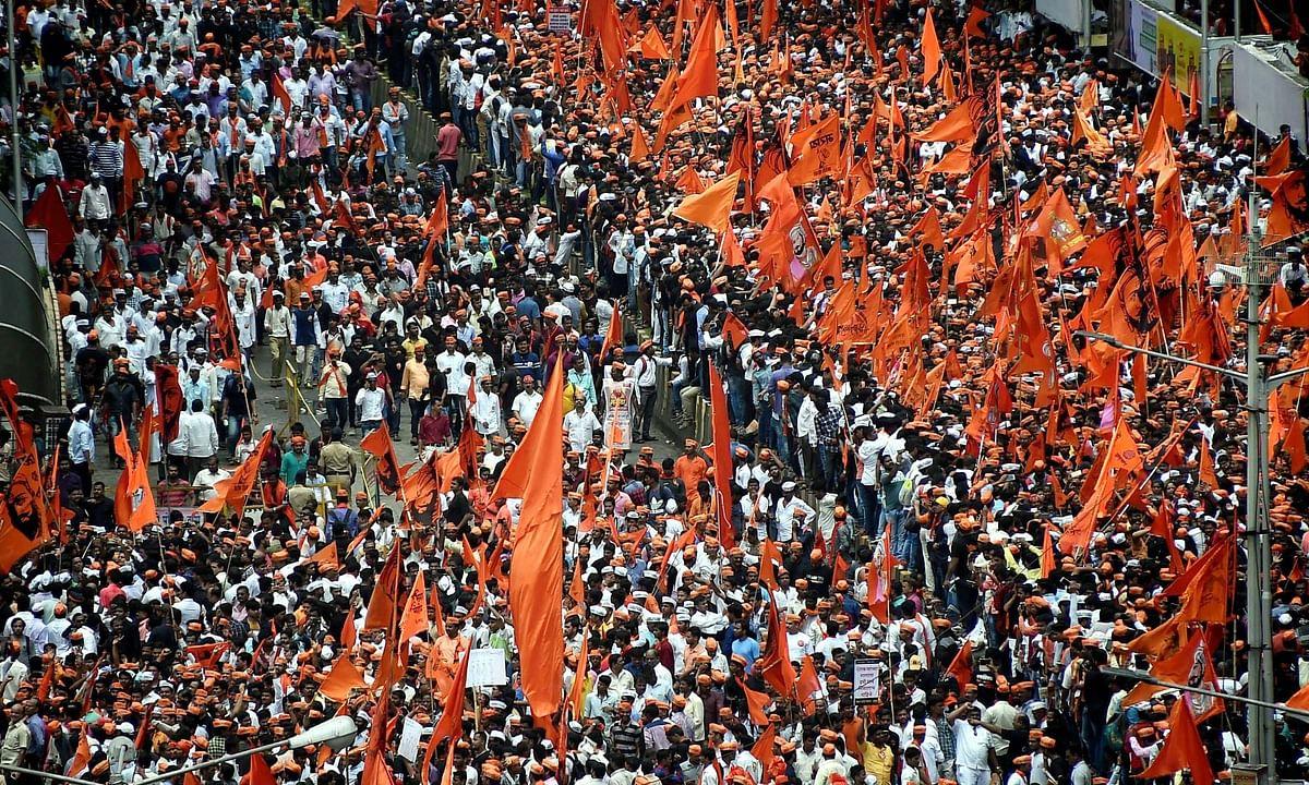 मराठा आरक्षण: महाराष्ट्र विधानसभा में पास हुआ मराठा आरक्षण बिल, 16 फीसदी आरक्षण को मंजूरी