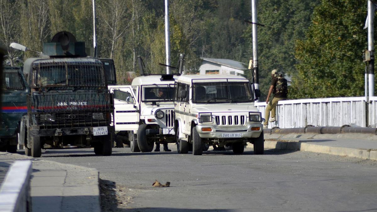 सेना ने जम्मू एवं कश्मीर में मार गिराए 6 आतंकवादी, एक भारतीय जवान  भी शहीद ।
