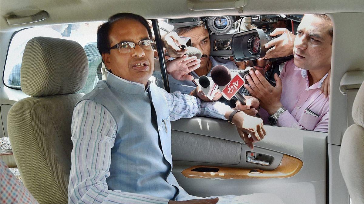मध्यप्रदेश के मुख्यमंत्री शिवराज सिंह चौहाण