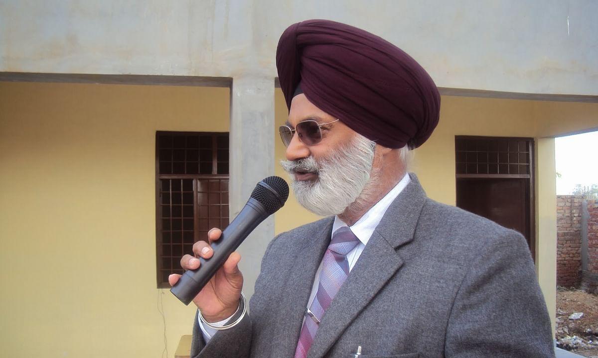 करतारपुर गलियारा : विरोध में जब नेताजी ने शिलान्यास पत्थर पर ही लगा दिया टेप