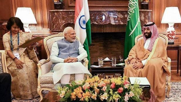 G-20: क्राउन प्रिंस से मिले प्रधानमंत्री मोदी, मिला तेल सप्लाई का प्रस्ताव!